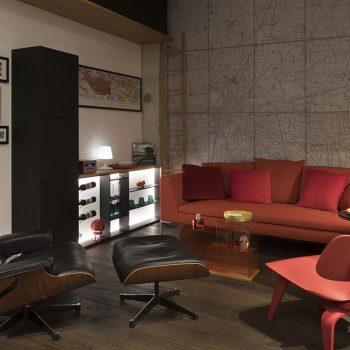 ZON EICHEN, Appartement, Sitzgruppe